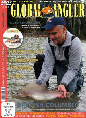 Global Angler Vol 21 Titel