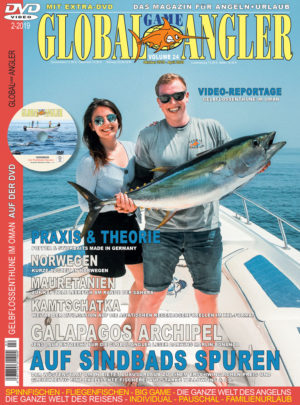 Global Angler Vol 24 Cover