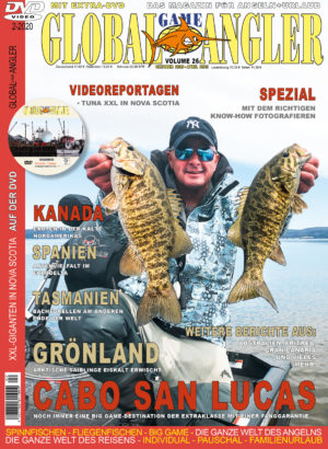Global Angler vol 26